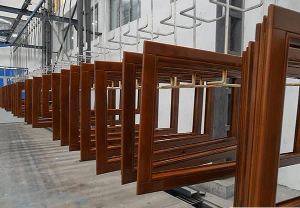 Cửa nhựa giả gỗ TP Vinh Nghệ An