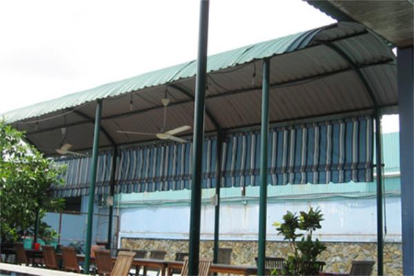 Thi công trần, mái tôn TP Vinh Nghệ An